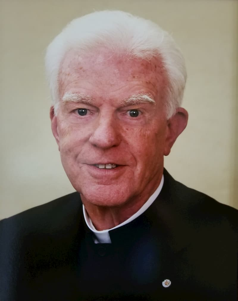 Farewell Reception for Fr. Jim Rafferty