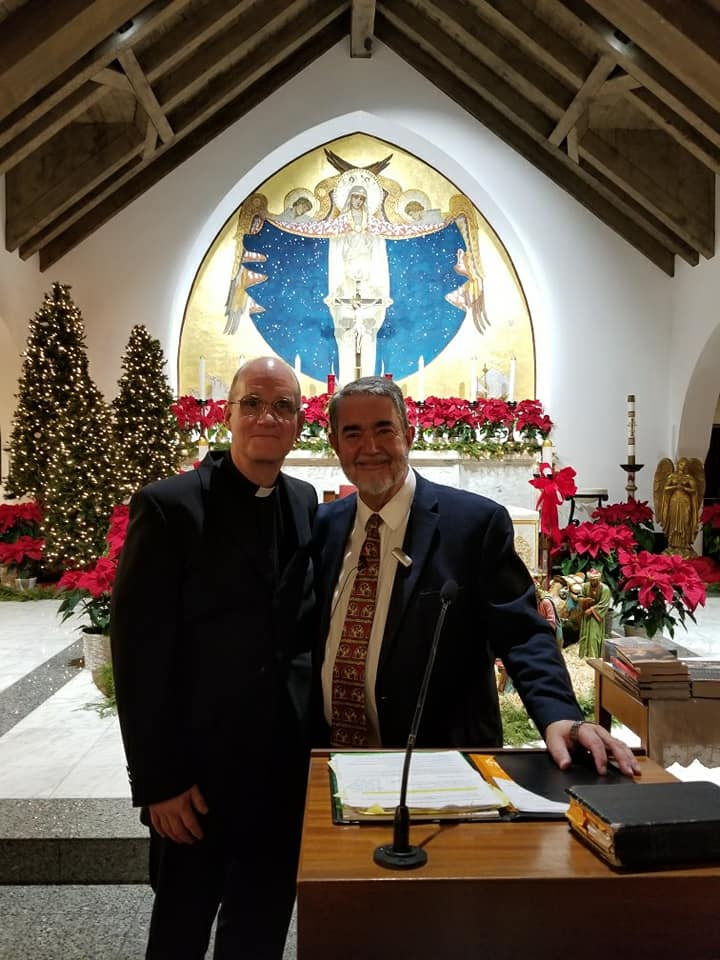 Catholic Scripture Scholar, Dr. Scott Hahn, visits Mary Star