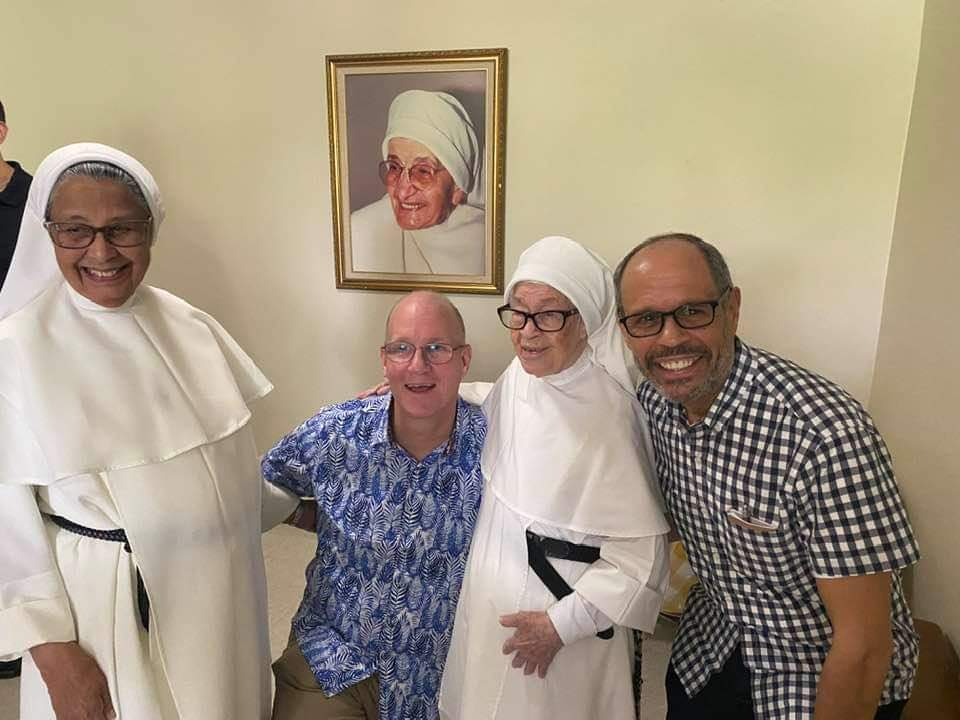 Mary Star Partners with Catholic Extension to Support the Dominican Sisters in Puerto Rico!