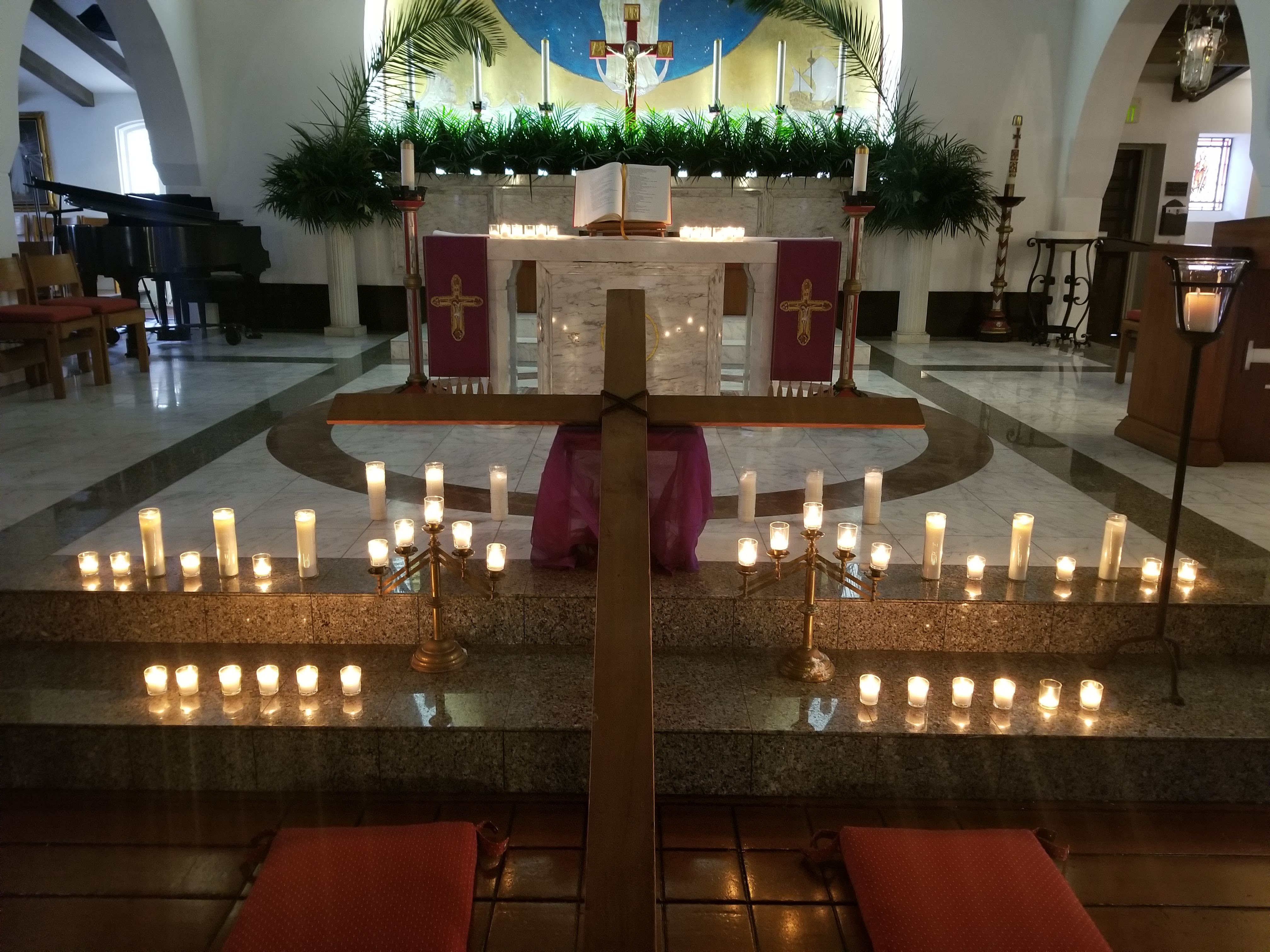 Postponed: Taizé Prayer Service