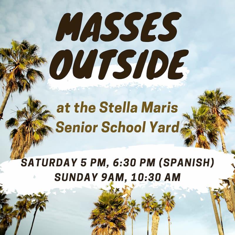 All Masses Held Outside