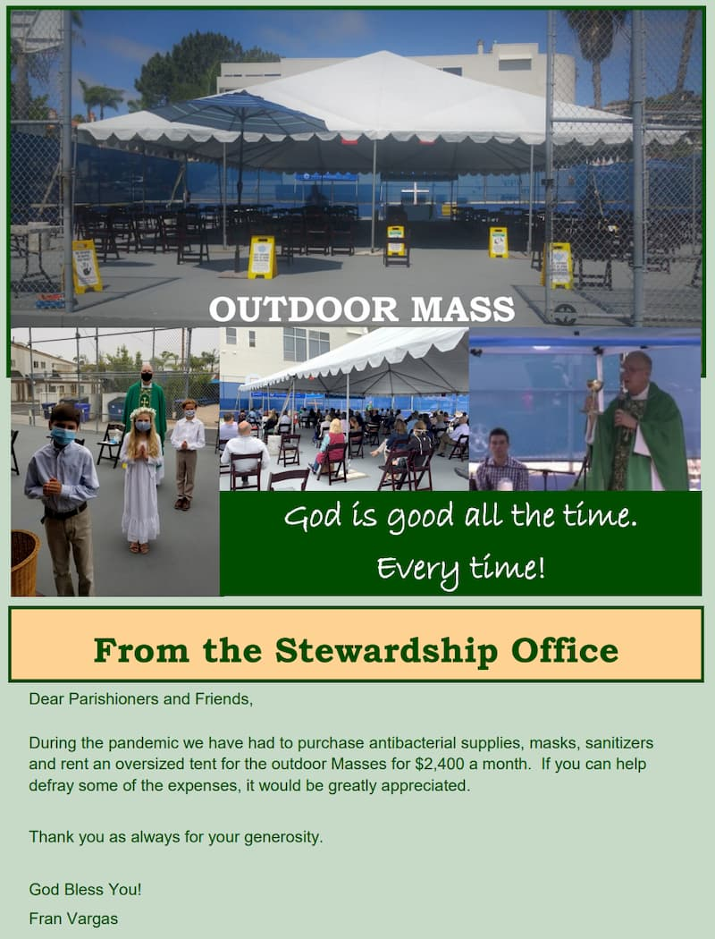 Message From the Stewardship Office