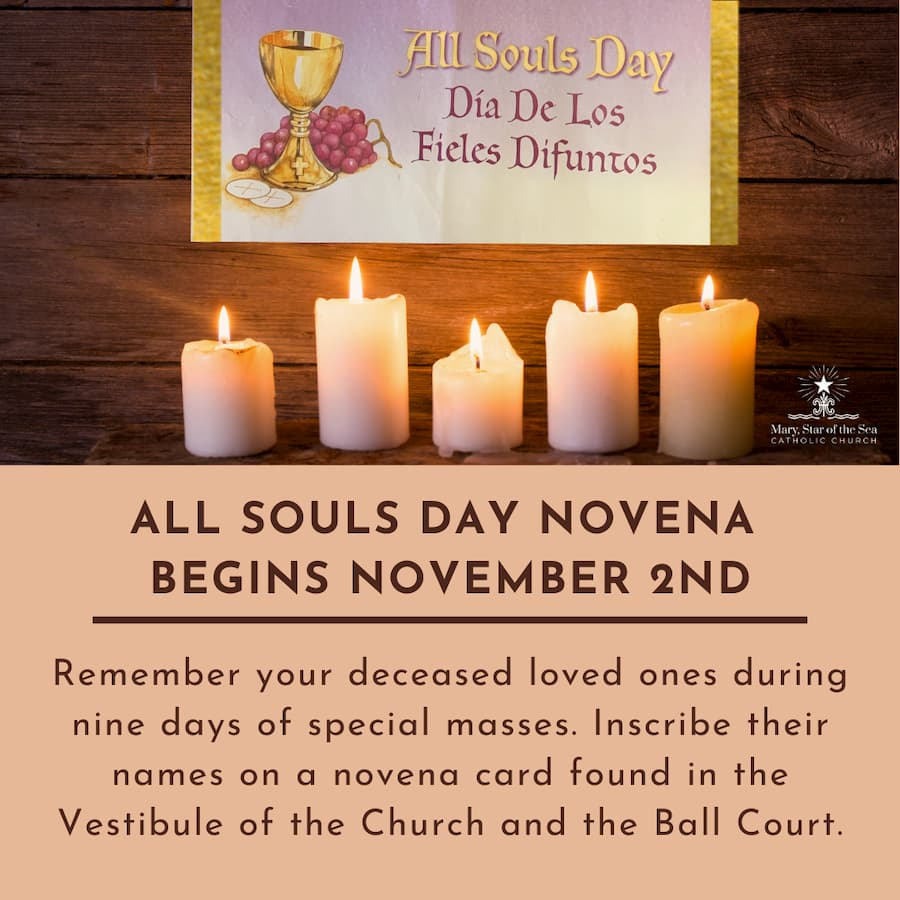 All Souls Day Novena