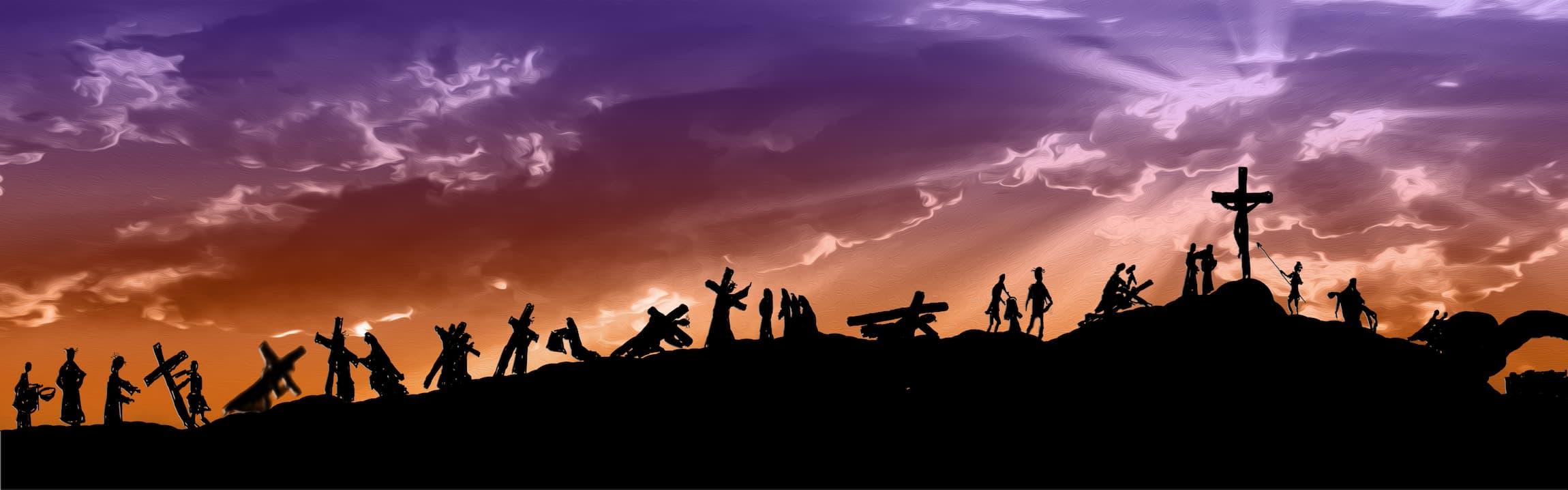 Worship Aids – Good Friday, April 2nd 2021