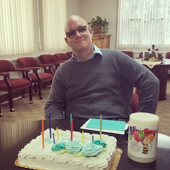 Happy Birthday to Our Pastor, Fr. Pat Mulcahy!