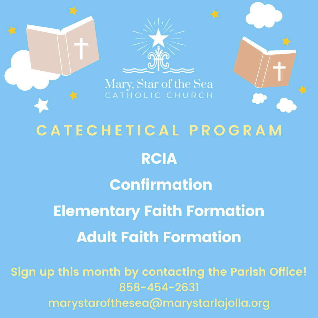 Catechetical Program 2021